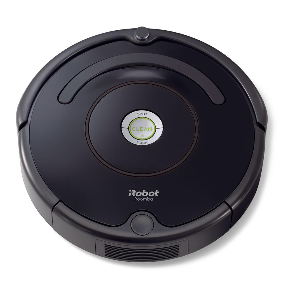 Aspiradora robot inalámbrico Roomba 614 con capacidad de 0.6L y sistema de limpi