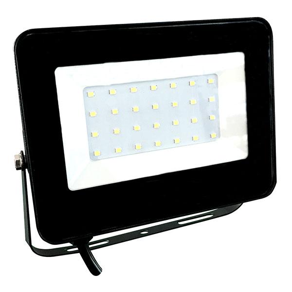 Lampara reflector led 30w 6500k ip65