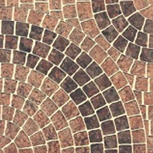 Piso de cerámica de 45cm x 45cm rustico modelo Planeta para exterior de color ma