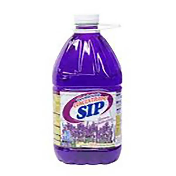 Desinfectante líquido multipropósito aroma a lavanda 1gl Sip