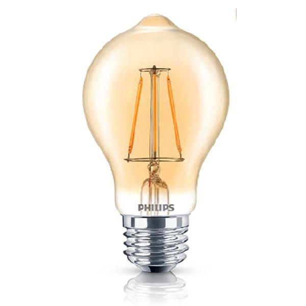 Bombillo led omnidireccional 4.5W luz 2000K  atenuable PHILIPS