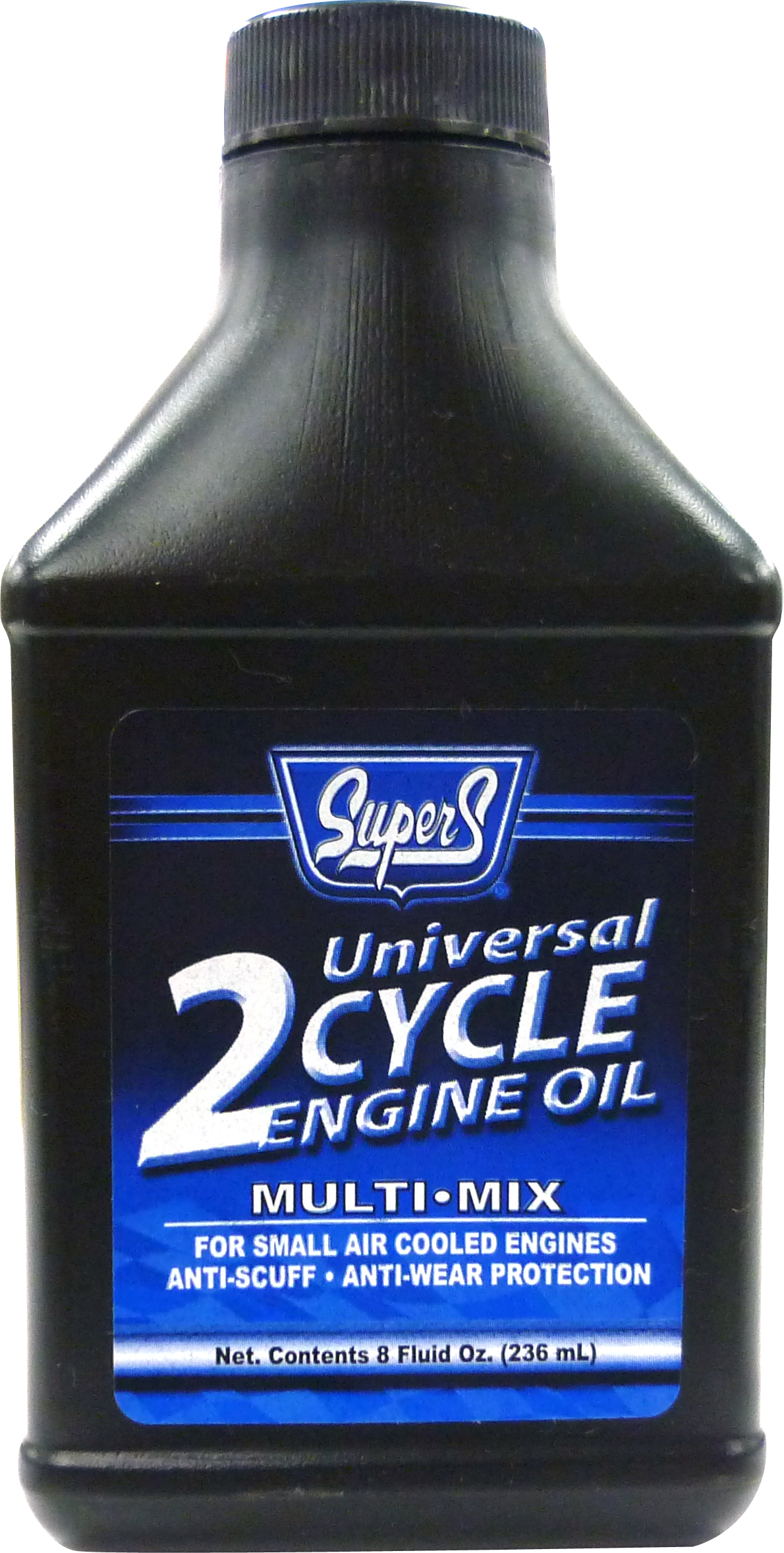 Aceite universal para motores pequeños 2 ciclos de 8oz SUPERS