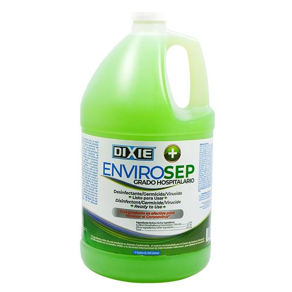 Desinfectante multipropósito Envirosep de 1gl DIXIE