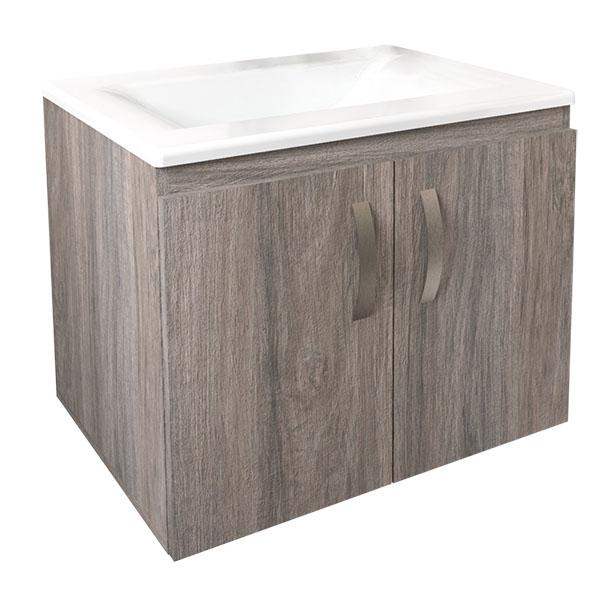 Mueble y lavamano 63X48 color Tambo con cierre lento