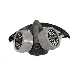 Respirador para gases y vapores con cartuchos DURA+