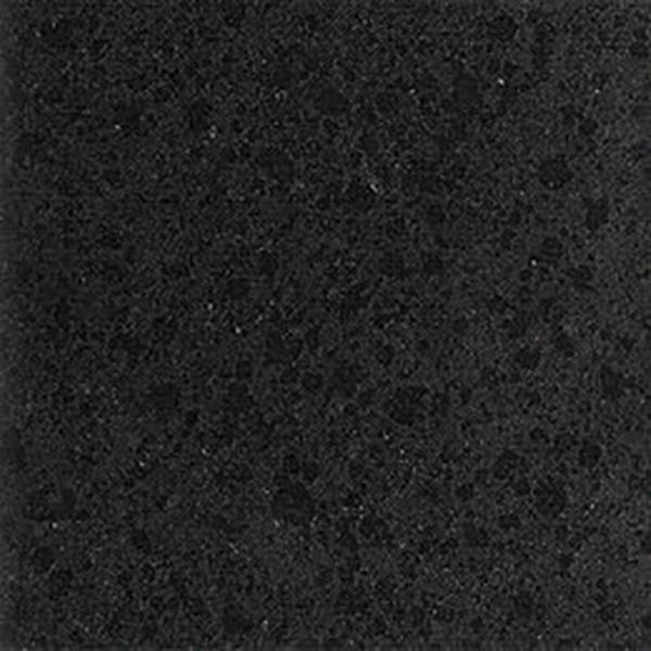 Sobre de granito de 2m x 60cm x 2cm con zócalo modelo G684 color negro