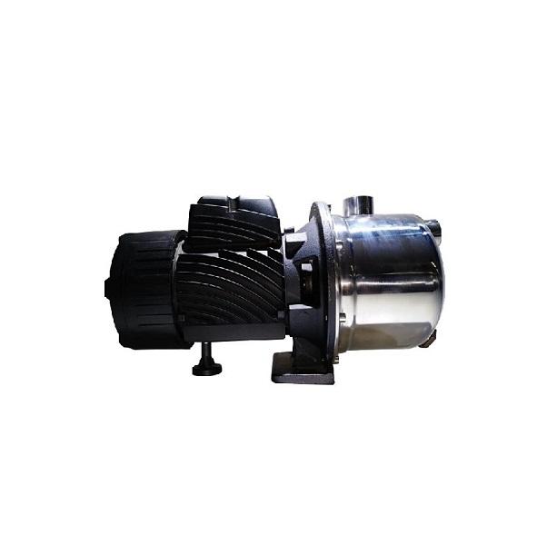 Bomba de agua de 1HP tipo autocebante de color negro AQUAPRO