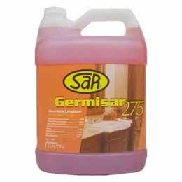 Germicida limpiador 275 desinfectante x 6 galones sar