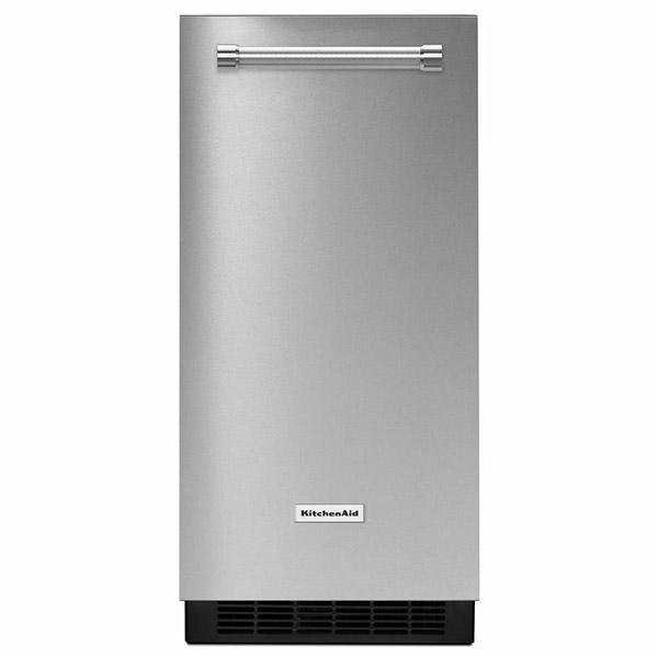 """Máquina de hacer hielo de 15"""" KITCHENAID"""