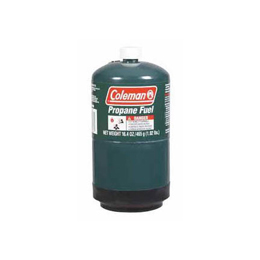 Gas propano extremadamente inflamable x16 onzas COLEMAN