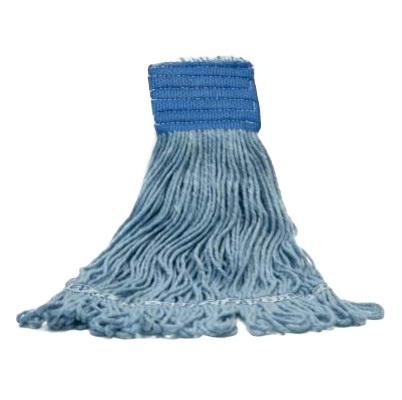 Mota mediana para trapeador acrilex azul deep clean, Deep Clean