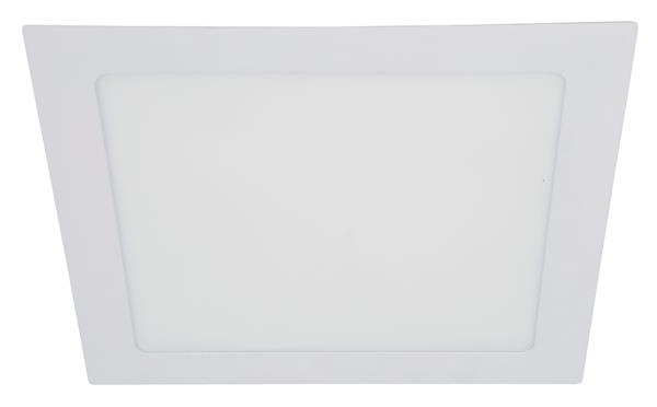 Lámpara led empotrable acabado blanco mate de 18W luz blanca GENERAL LIGHTING