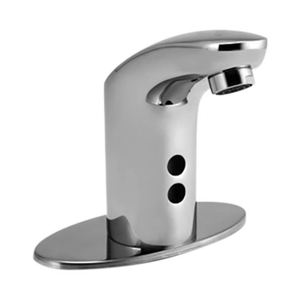 Llave de lavamanos con sensor