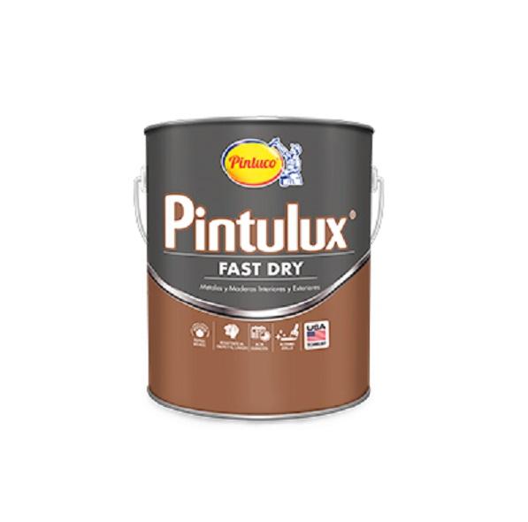 Esmalte alquídico para interior y exterior onecoat white pintulux x1 galón pintu