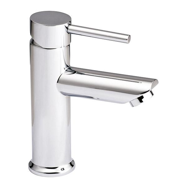 Llave para lavamano sencilla modelo Tokio Plus acabado cromo BM