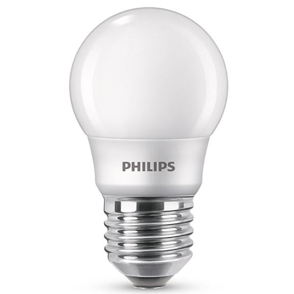 Mini bombillo LED 3.5W, 3000K, luz cálida-  PHILIPS