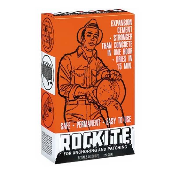 Cemento hidráulico de 5lb ROCKITE