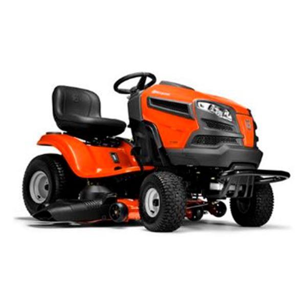 """Tractor corta grama HUTS148 motor de 24HP plataforma de corte 48"""" HUSQVARNA"""