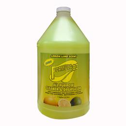 Limpiador y desengrasante Fórmula 83 aroma lima limón, 1 Galón - Formula 83
