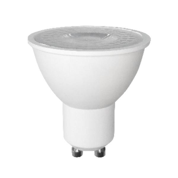 Bombillo LED de 4W con base GU10 multivoltaje y luz cálida RADIANCE