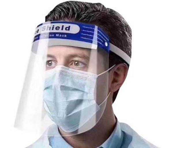 Máscara para protección del rostro