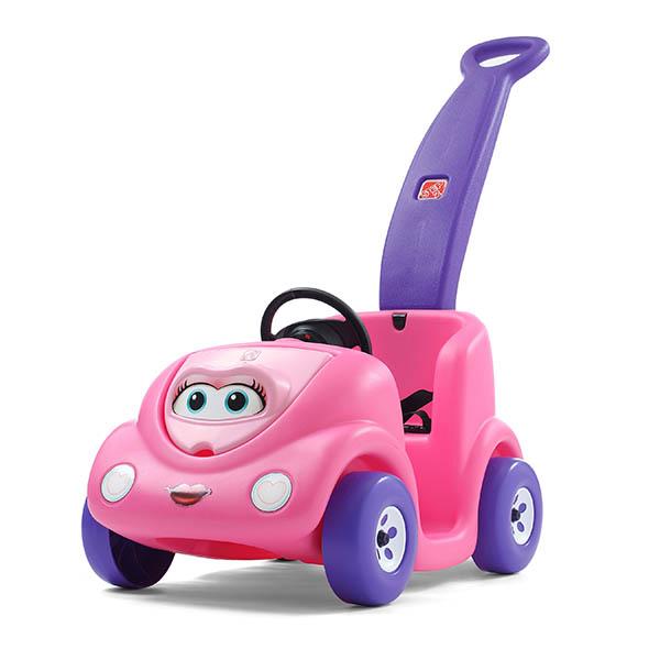 Carrito modelo Buggy de empujar edición de Aniversario para niñas color rosado S