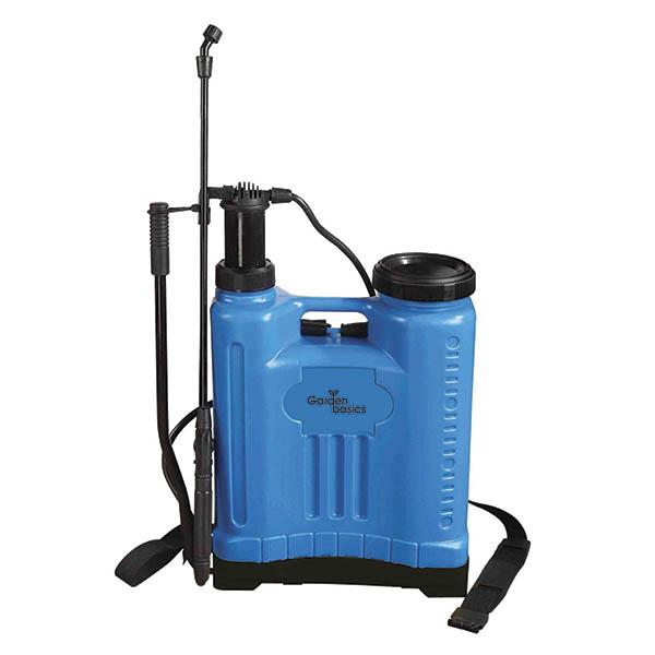 Bomba de 16lt de plastico tipo mochila para fumigar en el hogar y el jardín GARD