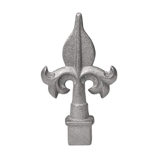 Punta de flecha modelo PF-0247 (227 1/2) de hierro decorativo