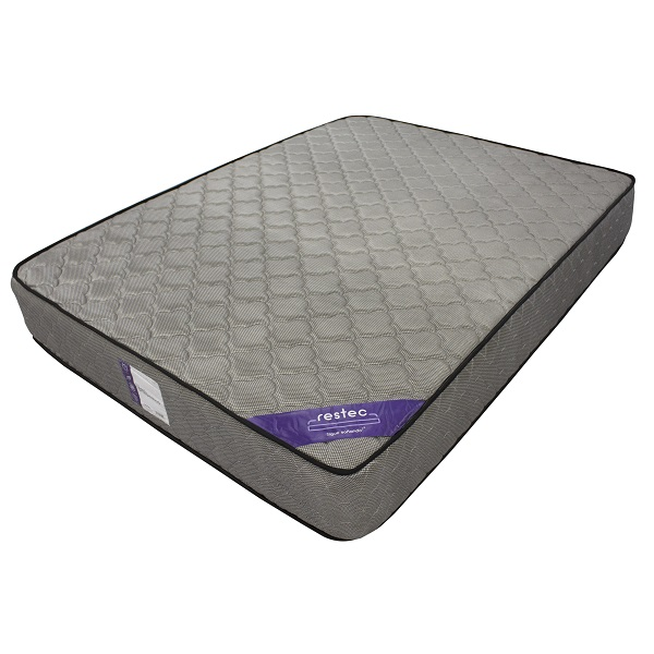 Colchón de línea comfort semi ortopédica de tamaño twin de alta calidad RESTEC