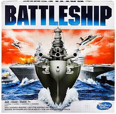 Juego de mesa Batalla Naval - Hasbro