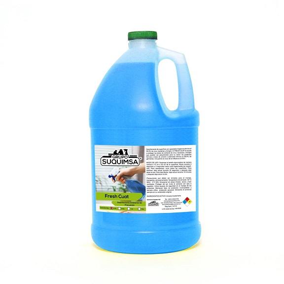 Desinfectante multi propósito Fresh Quat, 1 galón
