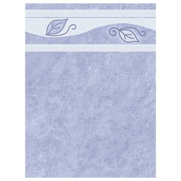Pared de cerámica modelo Lisboa de 25cm x 33cm acabado brillante color azul - ca